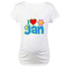 I Heart Jan Shirt