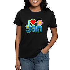 I Heart Jan Tee