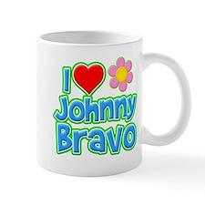 I Heart Johnny Bravo Mug