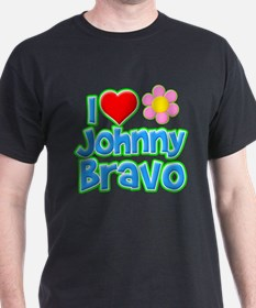 I Heart Johnny Bravo T-Shirt