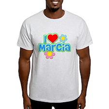 I Heart Marcia T-Shirt