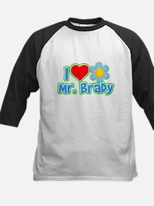 I Heart Mr. Brady Tee