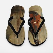 Wayne's Fiddle Flip Flops