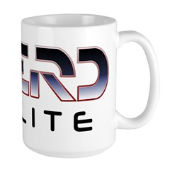 Nerd Elite Large Mug