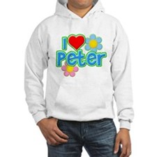 I Heart Peter Hoodie