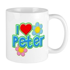 I Heart Peter Mug