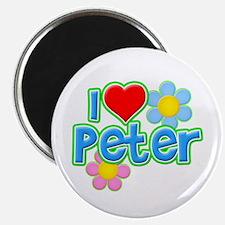 I Heart Peter Magnet