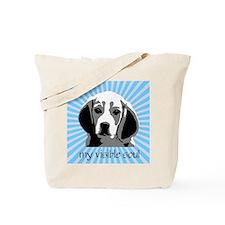 Beagles: My Visible Soul Tote Bag