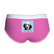 Beagles: My Visible Soul Women's Boy Brief