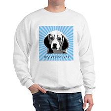 Beagles: My Visible Soul Sweatshirt