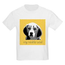 Beagles: My Visible Soul T-Shirt