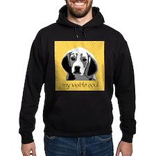 Beagles: My Visible Soul Hoodie