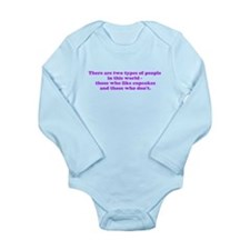 Cute What about bob Long Sleeve Infant Bodysuit