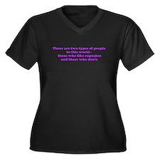 Unique What about bob Women's Plus Size V-Neck Dark T-Shirt