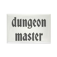 Dungeon Master Rectangle Magnet