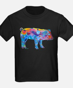 Pigs of Many Colors T
