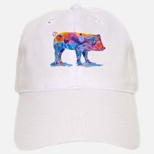 Pigs of Many Colors Baseball Baseball Cap
