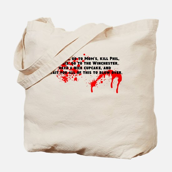 Unique Shaun dead Tote Bag