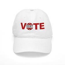 Vote Newt Gingrich Baseball Cap
