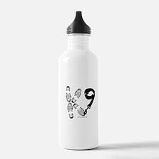 Leash & Lugs Water Bottle