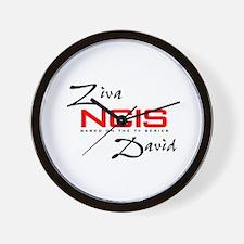 NCIS Ziva David Wall Clock