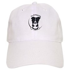 Border Collie IAAM Baseball Cap