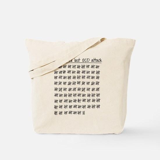 Obsessive Compulsive Tally Tote Bag