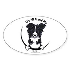 Border Collie IAAM Decal