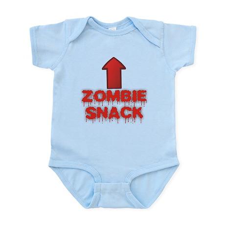Zombie Snack Infant Bodysuit