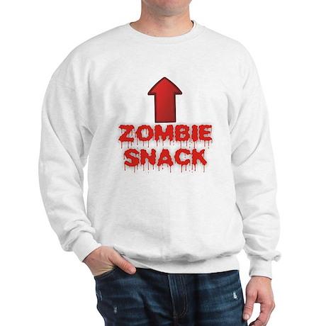 Zombie Snack Sweatshirt