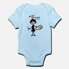 Messy Artist At Work Infant Bodysuit (more colors)