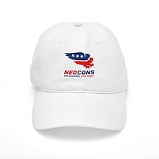 Neocon Chickenhawk Logo Baseball Cap