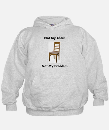 Funny Eames chair Hoodie