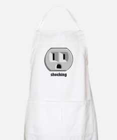 Shocking Wall Outlet Apron