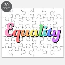 Rainbow Equality Puzzle