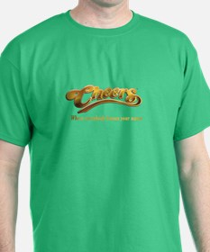 Cheers Everybody Knows Your Name T-Shirt
