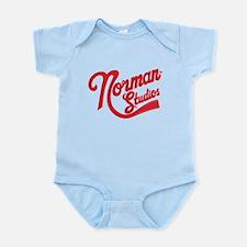 Cute Norman Infant Bodysuit