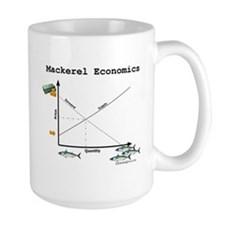 Mackerel Economics Mug