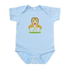 Giraffe Love Infant Bodysuit