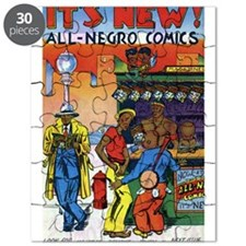 $14.99 All-Negro Comics Ad Puzzle