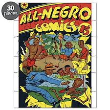 $14.99 All-Negro Comics Puzzle