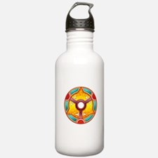 Portal Crop Circle Water Bottle