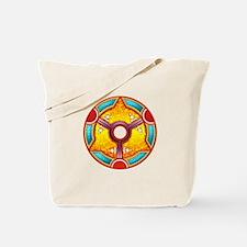 Portal Crop Circle Tote Bag