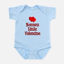 Nonna's Little Valentine Infant Bodysuit