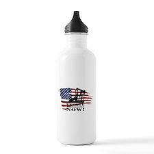 Cute Gasoline Water Bottle