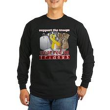 wearred_final Long Sleeve T-Shirt