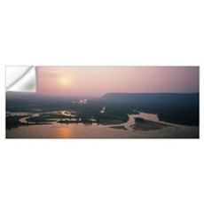 River, Mississippi River, Upper Mississippi River  Wall Decal