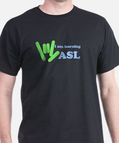 Learning ASL T-Shirt