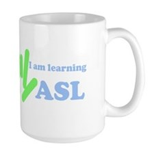 Learning ASL Mug