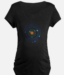 Planetary Alignment of Dec 21 T-Shirt